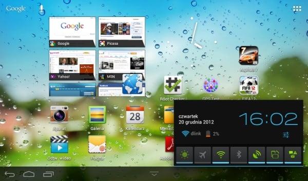 Tabletowo.pl Recenzja tabletu Huawei MediaPad 7 Lite (wideo) Nowości Recenzje