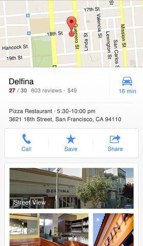 Tabletowo.pl Mapy Google dostępne na iOS w formie aplikacji Aplikacje Apple Nowości