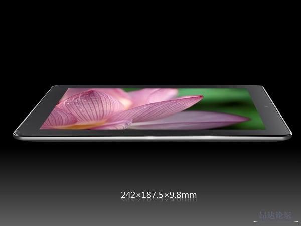 Tabletowo.pl Onda V972: cztery rdzenie, Retina, 2GB RAM za 240 dolarów Chińskie Nowości