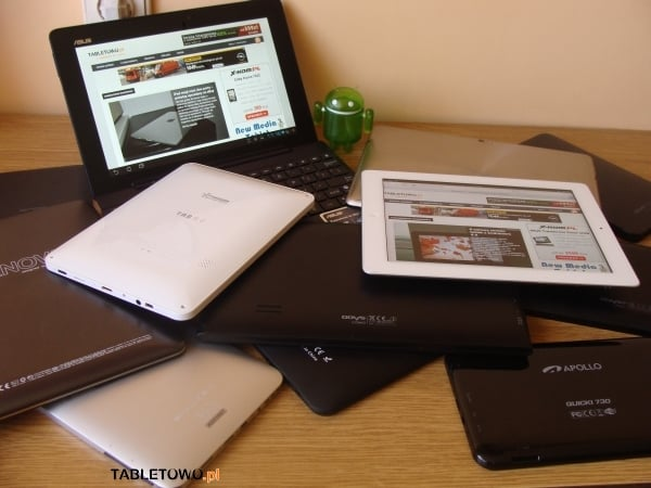 Tabletowo.pl W Polsce liczą się głównie tanie tablety... czyli przegląd najczęściej czytanych wpisów na Tabletowo.pl w 2012 roku Ciekawostki Nowości