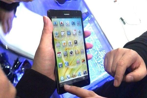 Tabletowo.pl 6,1-calowy Huawei Ascend Mate nieoficjalnie zaprezentowany Nowości