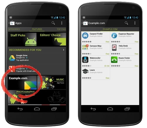 """Tabletowo.pl """"Prywatny Kanał"""" dla firm w Google Play Nowości"""