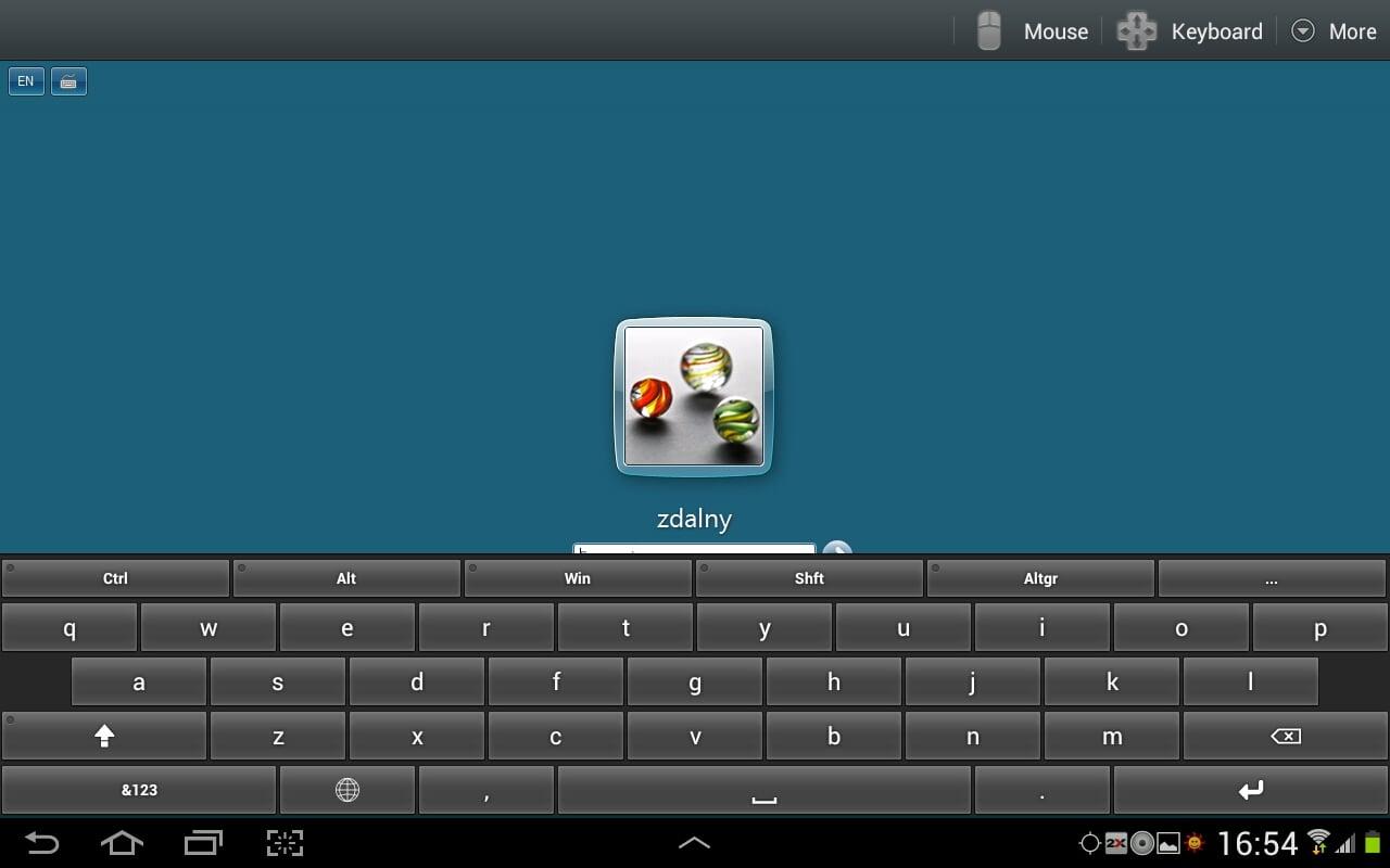 rdp czyli komputer w tablecie