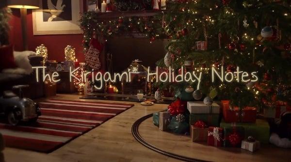 """Tabletowo.pl Samsung w reklamie Note 2 życzy """"Wesołych Świąt"""" Ciekawostki Samsung"""