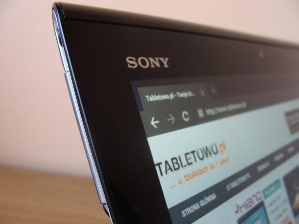 recenzja sony xperia tablet s