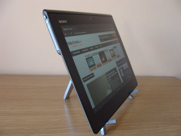 Recenzja tabletu Sony Xperia Tablet S