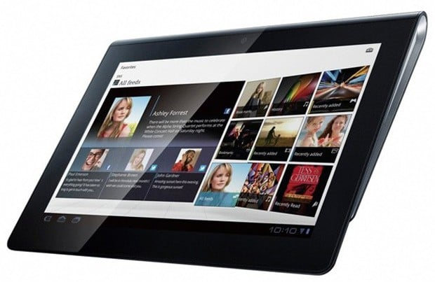 Ruszyła znacząca aktualizacja dla Sony Tablet S i Tablet P 38