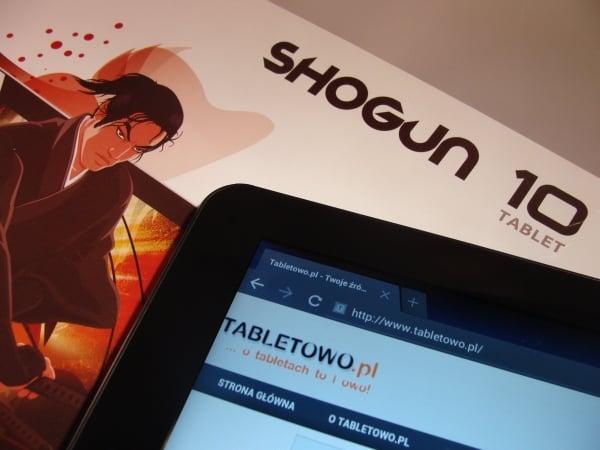 Tabletowo.pl Promocja: Shiru Shogun 10 w akcji Gazety za 699 złotych Nowości Promocje