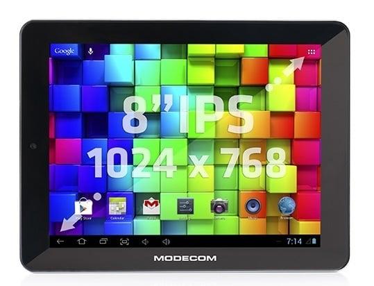 Tabletowo.pl Modecom FreeTAB 8014 IPS X4: 8-calowy czterordzeniowiec Nowości
