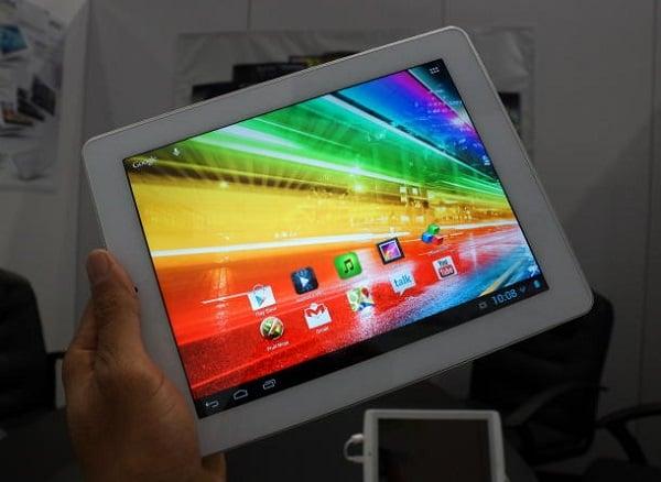 Tabletowo.pl Archos 97 Platinum HD - 4 rdzenie, Retina i Android 4.1 Jelly Bean Nowości