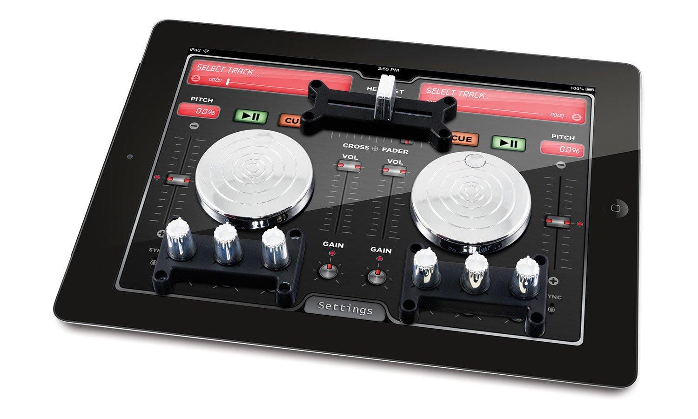 Tabletowo.pl Scratch 2 Go: fizyczna kontrola nad aplikacjami DJ Akcesoria Aplikacje Apple