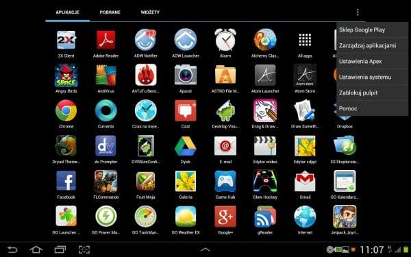 Tabletowo.pl Prześwietlenie Aplikacji: launchery (cz.2) Aplikacje Nowości Prześwietlenie Aplikacji