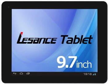Tabletowo.pl Unitcom LesanceTB A097B/BK - ICS za 237 dolarów Ciekawostki Nowości