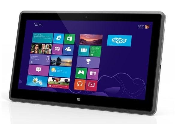 Tabletowo.pl Vizio zaprezentuje 11.6-calowy tablet Full HD z układem AMD  Nowości