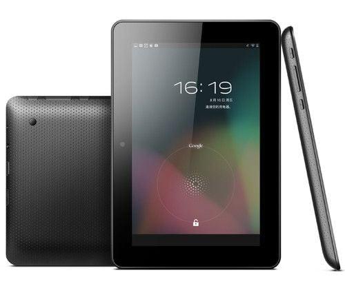 Tabletowo.pl Ainol Novo 7 Venus - cztery rdzenie, Android 4.1 i ekran IPS za 140 dolarów Nowości Plotki / Przecieki