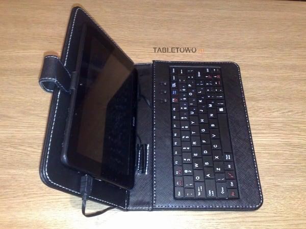 Tabletowo.pl Etui z klawiaturą do tabletu – przydatne akcesorium czy zbędny gadżet? [RECENZJA] Akcesoria Chińskie Nowości Recenzje