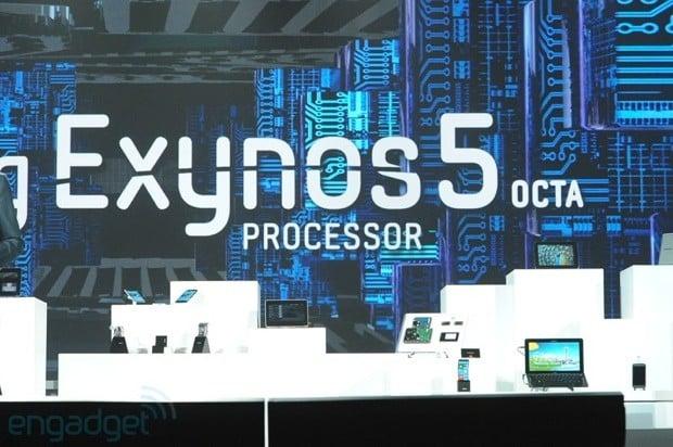 ośmiordzeniowy procesor Exynos 5 Octa
