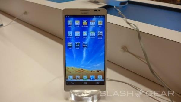 6,1-calowy Ascend mate od Huawei