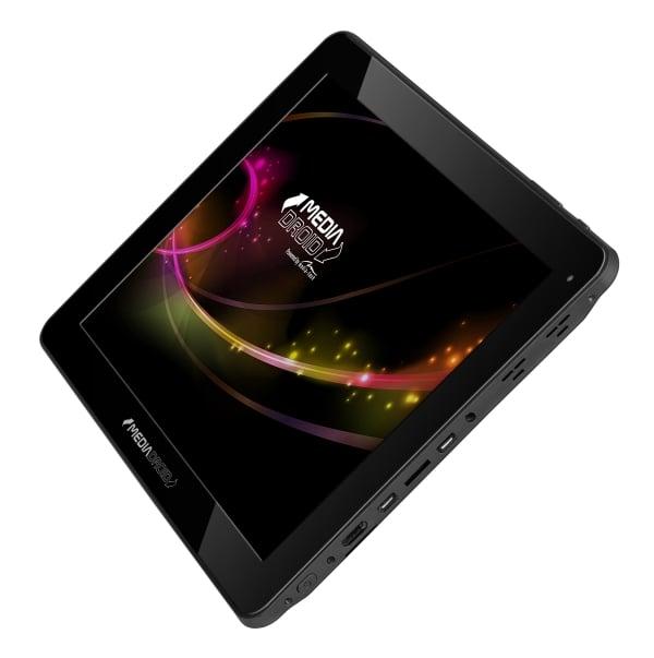 Tabletowo.pl Trzy tablety Media-Droid z serii Imperius Tab 10: LT MT7010, MT7011, 3G MT7012 Nowości