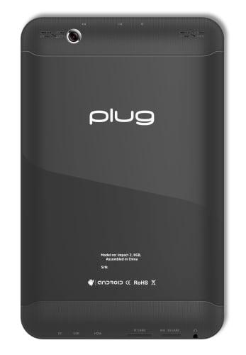 """Tabletowo.pl Plug Impact 2: 7"""", 3G, GPS i Bluetooth za 849 złotych Nowości"""