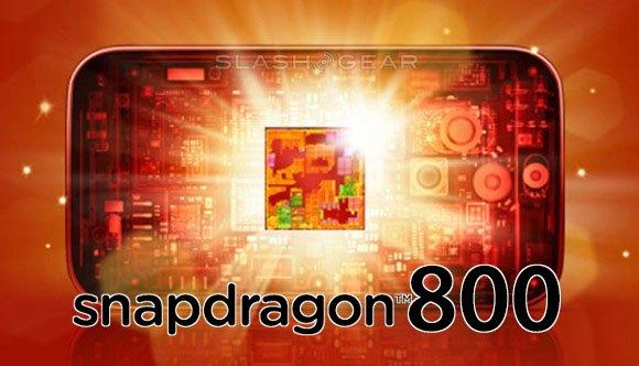 Tabletowo.pl Qualcomm zapowiada czterordzeniowe procesory mobilne: Snapdragon 600 i 800 Nowości