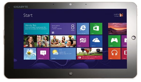 tablet gigabyte s1185