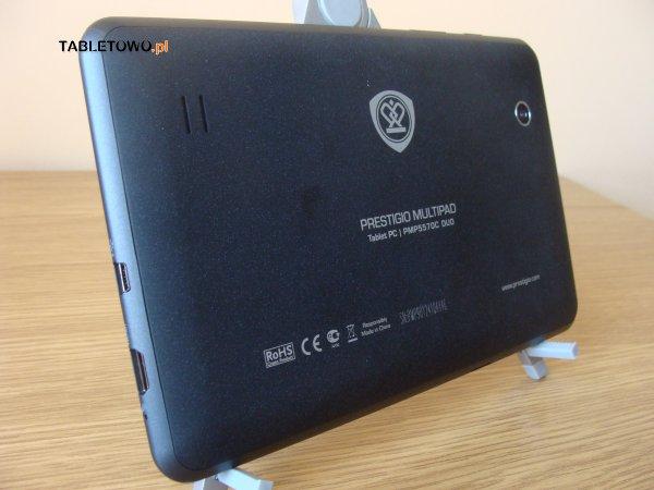 recenzja tabletu prestigio multipad 7.0 pro duo