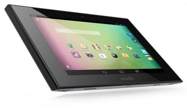 Tabletowo.pl Wexler.Tab 7T zadebiutuje w Rosji - czyżby alternatywa dla Nexus 7? Ciekawostki Nowości