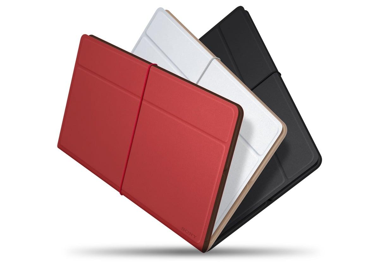 Tabletowo.pl Sony prezentuje pierwsze akcesoria dla Xperia Tablet Z Akcesoria