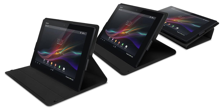 Sony prezentuje pierwsze akcesoria dla xperia tablet z - Funda xperia z tablet ...