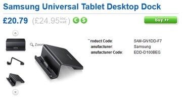 Tabletowo.pl Samsung kończy produkcję klawiatury z dockiem Nowości Samsung
