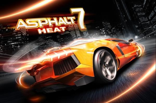 Tabletowo.pl Asphalt 7: Heat na iOS również za darmo Aplikacje Nowości