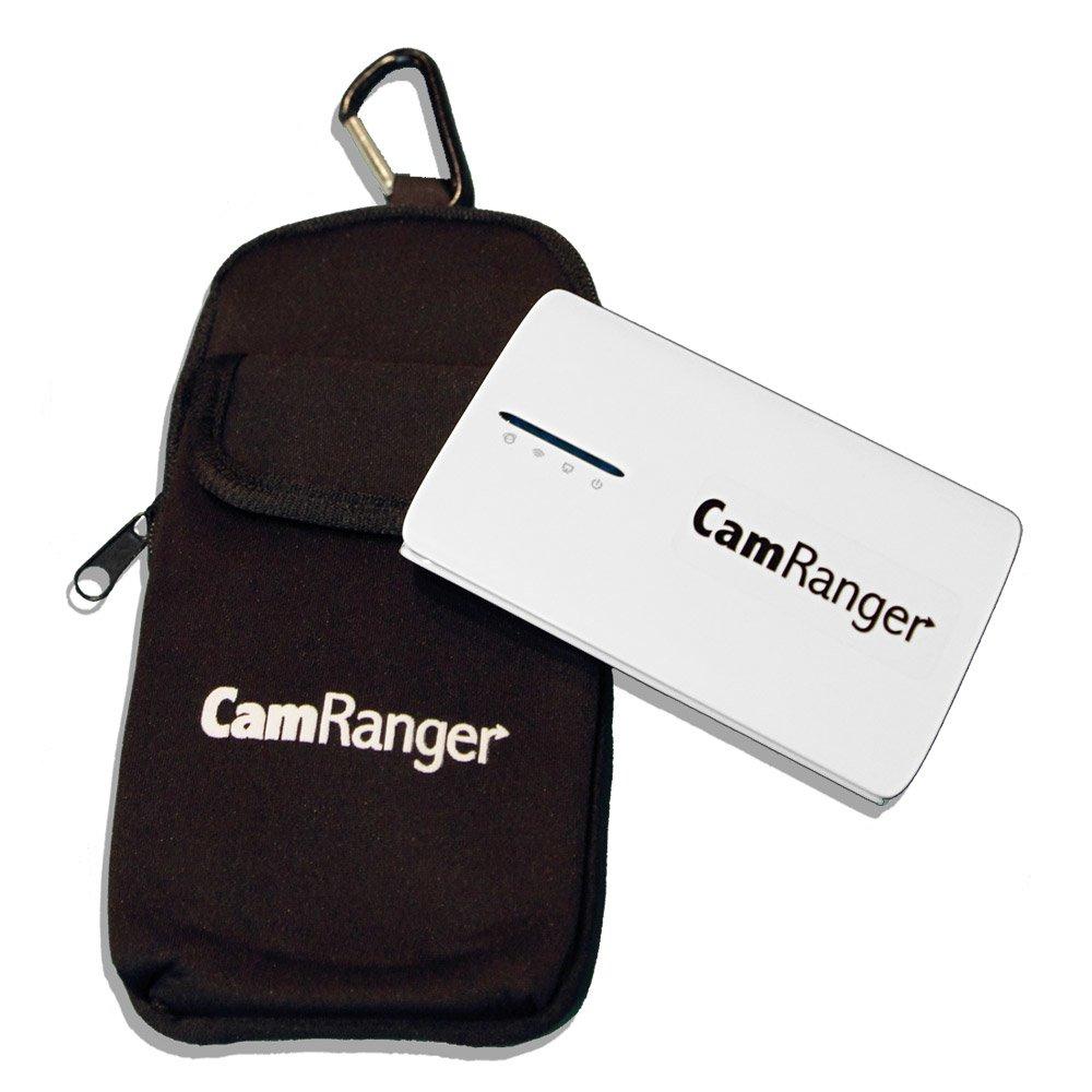 Tabletowo.pl CamRanger: kontroluj aparat za pomocą iPada Akcesoria Apple