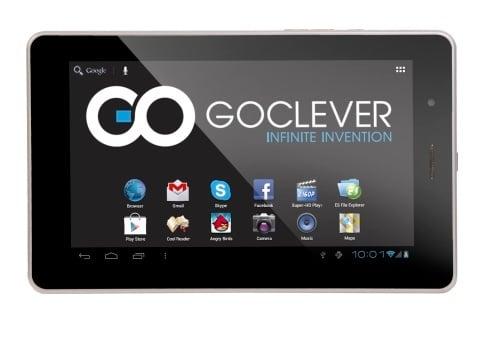 Tabletowo.pl GOCLEVER M813G i M723G - nowe tablety z dual SIM, GPS i Bluetooth Nowości