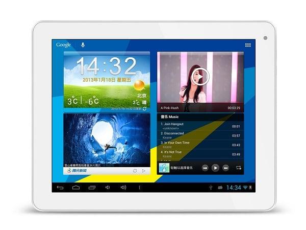Tabletowo.pl Vido N90FHD Quad debiutuje na polskim rynku Chińskie Nowości