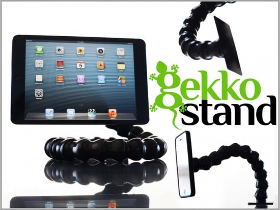 Tabletowo.pl Gekko Stand: kolejny sukces z platformy Kickstarter Akcesoria Nowości