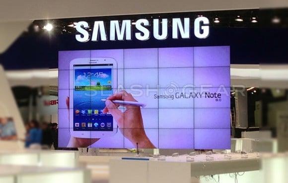 Tabletowo.pl Zdjęcie potwierdza premierę tabletu Samsung Galaxy Note 8.0 na MWC 2013 Plotki / Przecieki Samsung