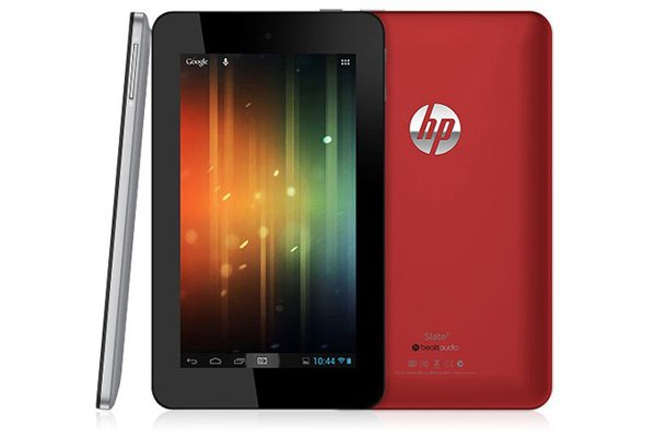 Tabletowo.pl Oto Slate 7: pierwszy tablet Hewlett-Packard z Androidem Nowości