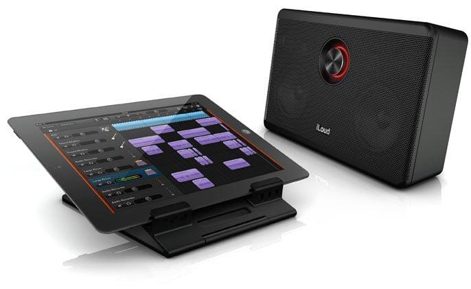 Tabletowo.pl iLoud: przenośne głośniki dla mobilnych muzyków Akcesoria