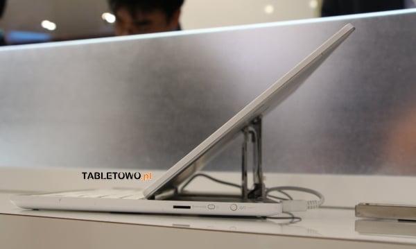 Tabletowo.pl LG Tab-Book: slider z Windows 8 (MWC 2013) LG Nowości