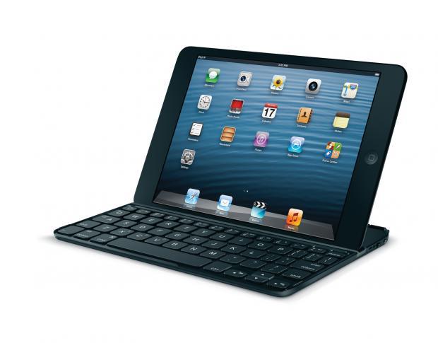 Tabletowo.pl Logitech prezentuje klawiaturę dla iPada Mini Akcesoria Apple