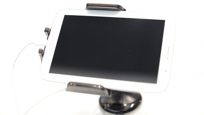 Tabletowo.pl Samsung Galaxy Note 8.0 jako nawigacja samochodowa? Oto dedykowana stacja dokująca Akcesoria Nowości Samsung