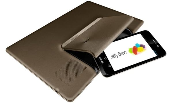 Android 4.1 dla Asusa Padfone