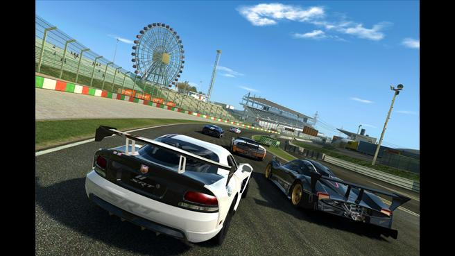 Tabletowo.pl Real Racing 3 za darmo w App Store i Google Play Aplikacje Nowości