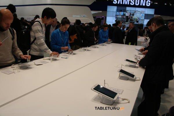 Tabletowo.pl Samsung Galaxy Note 8.0 - przerośnięty Note 2 (pierwsze wrażenia z MWC 2013) Nowości Recenzje Samsung