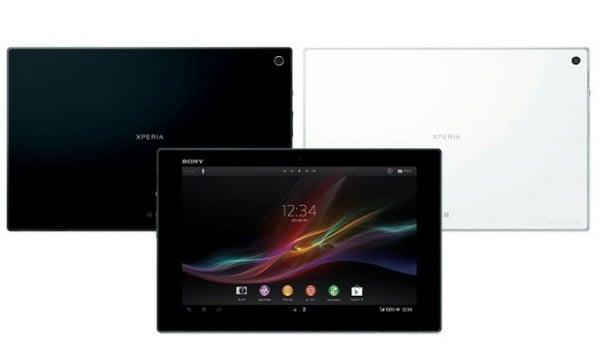 Tabletowo.pl Sony ujawnia datę premiery i cenę Xperia Tablet Z Nowości