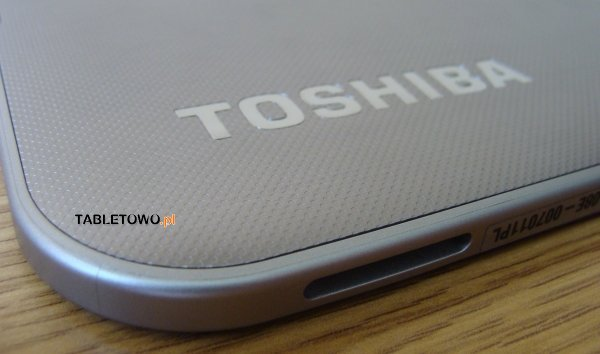 Recenzja tabletu Toshiba AT300