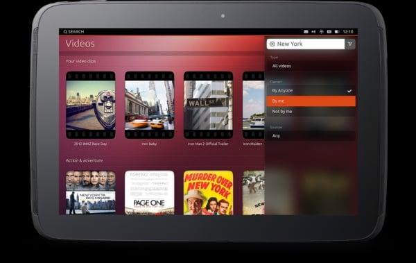 ubuntu na tablety