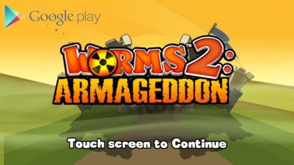 Tabletowo.pl Worms 2: Armageddon już wkrótce w Google Play Aplikacje Nowości