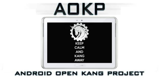 1-Android Open-Kang-Project